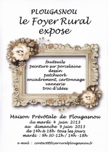 Affiche Expo FR 2013